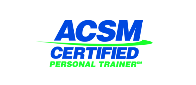 ACSM Certified Personal Trainer in Chattanooga | Strength and Conditioning